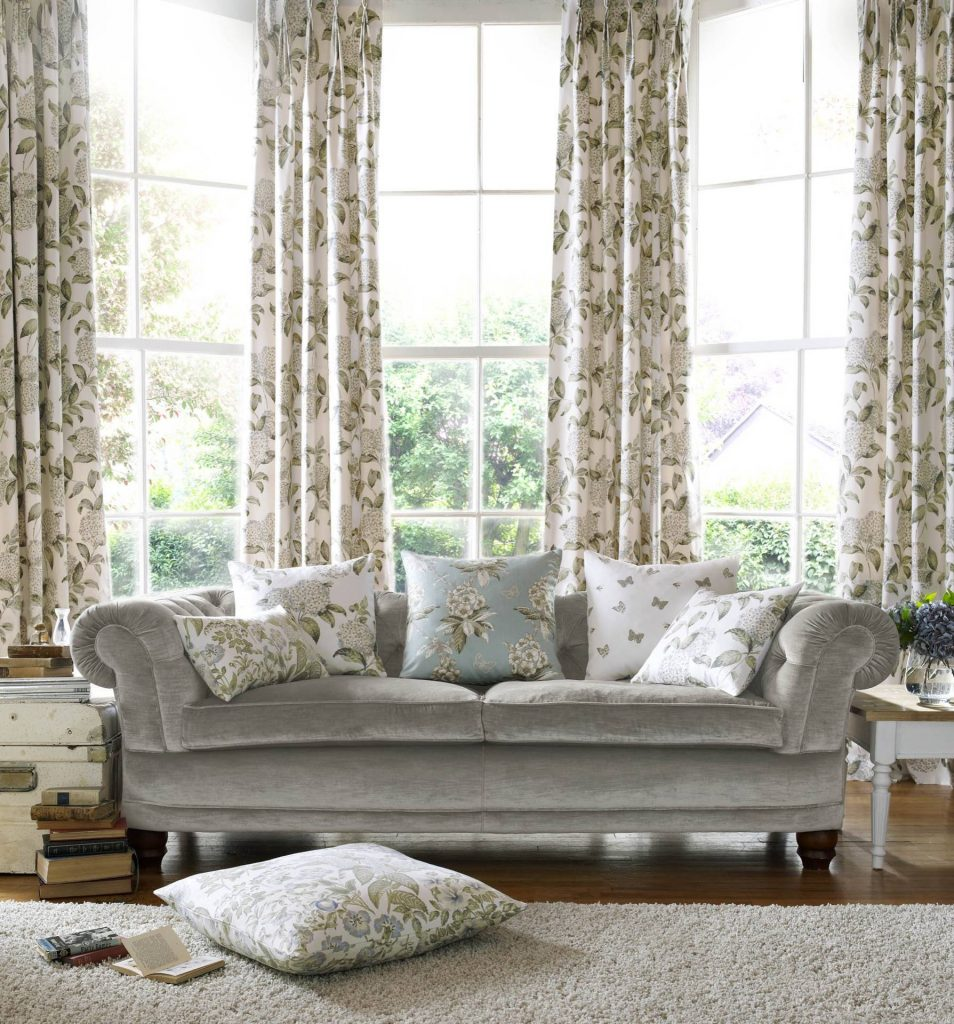 made to measure curtains in woodford